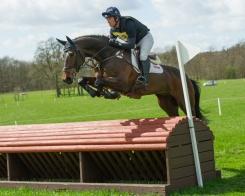 Oliver Townend riding Ridire Dorcha
